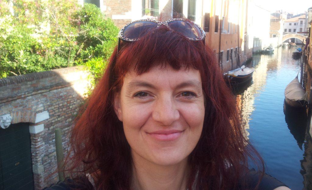 Miriam Bertoli a Venezia