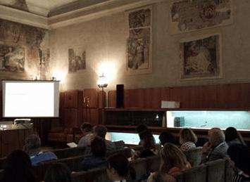 Biblioteca Archiginnasio Bologna