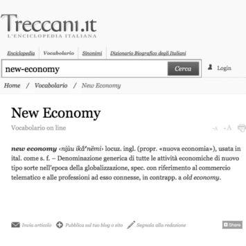 neweconomydefinizione