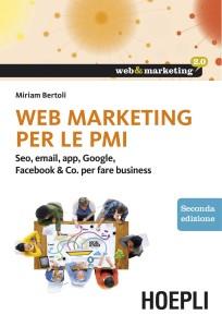 La copertina di Web marketing per le PMI - Seconda edizione