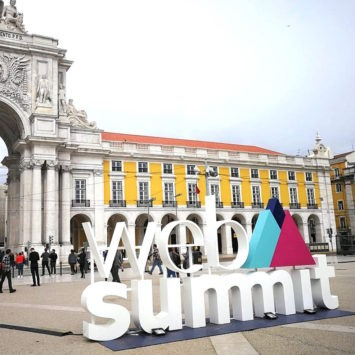 Foto del web summit